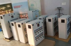 BMS DDC Controller Automation Panels