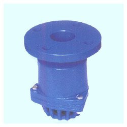 Fabricated Foot Valves