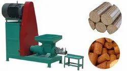 Bamboo Briquetting Machine