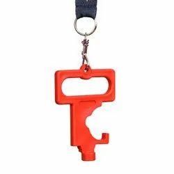 Corona Safety Key Covid 19 Key