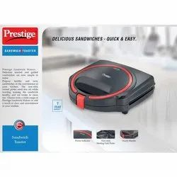 Prestige Sandwich Toaster, Power: 750 Watts, Model Name/Number: Psmfb (d)