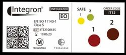 Chemical Indicators With Label Gun And Indicator Label Roll