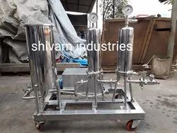 SS Industrial Filter Plant (Water Filter)