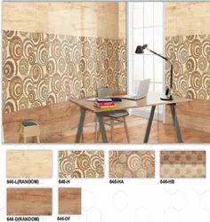 Matt Series Hexa Ceramic Digital Wall Tiles