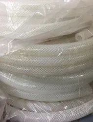 Silicone  Braided Tube