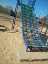 Plastic Roller Slide