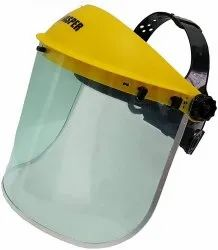 ISI Certification For Industrial Safety Faceshields