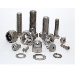 SS Hex Bolt Nut, Packaging Type: Box, for Industrial