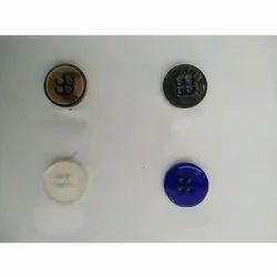 4 Hole Designer Shirt Button