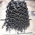 Remy Machine Wefted Hair