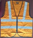 100% Cotton Safety Reflective Vest