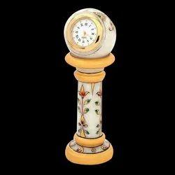Marble Clock
