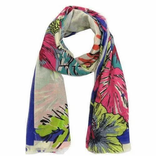 hot sale online 284b1 f2323 Ladies Casual Printed Stole