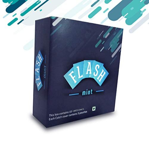 Flash Mint - Sugar-Free Mint, Mouth Freshener Strips. Instant Refreshing Cool Mint. Prevents Bad Bre