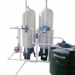 Automatic Water Softener