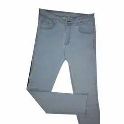 Elite Club Slim Fit Plain Denim Jeans, Waist Size: 36, Packaging Type: Packet