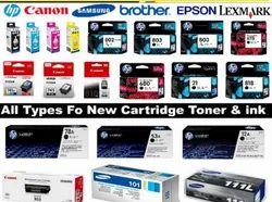Toner Cartridge Refilling Service