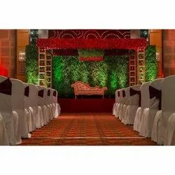 Wedding Stage Decorating Services