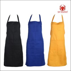 Cotton Plain Packing & House Keeping Apron, Size: Large And XL