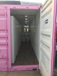 Mobile Portable Container Toilet On Rental