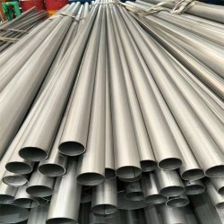 Stainless Steel Cold Rolled Pipes