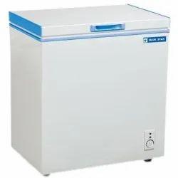 Blue Star 400 Ltrs Hard Top Deep Freezer