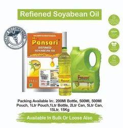 PANSARI SOYABEAN OIL