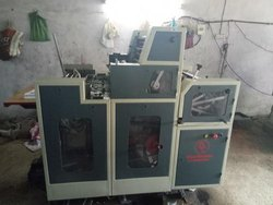 Ensure Mild Steel Double Color 3 in 1 Offset Printing Machine for Industrial, Model Name/Number: EEDOSP16