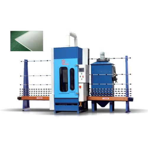 RMPS-1600P Auto Glass Sand Blasting Machine