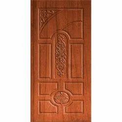 7 Feet Interior Wooden Door, For Home, 7*3 Ft