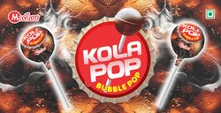 Kola Pop Lollipop