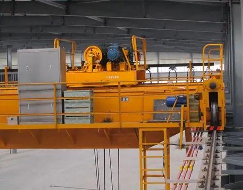 Double Girder Platform Cranes