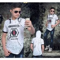 3-12 Year Kids Boys Jeans and Hoodies Set
