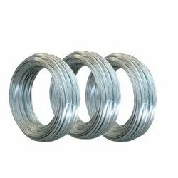 Galvanized Iron Silver Electroplated Binding Wire, Quantity Per Pack: >50 kg, Gauge: 18