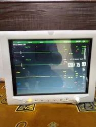 Ecg monitor, Portable, Number Of Channels: 3 Channels