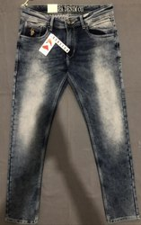 Slim Fit Mens Denim Jeans