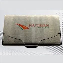 Rectangular SS Card Holder