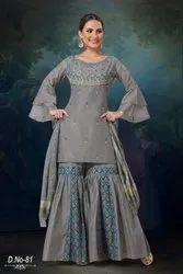 Dot Exports Ethnic Suits for Ladies