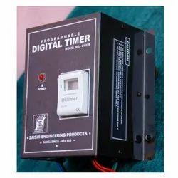 50 Hz Programmable Digital Timer