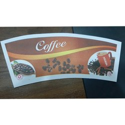 Printed Paper Coffee Cup Blank