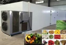 Heat Pump Dryer For Fruits And Vegetables
