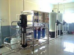 Industrial RO plant-5000 LPH