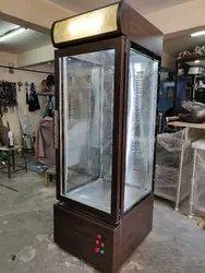 Vishwakarma Silver Visi cooler 300ltrs, No. of Baskets/Shelves: 4, Number Of Doors: 1