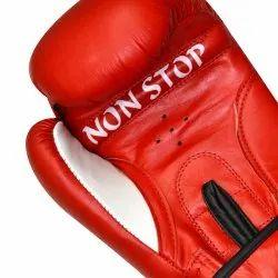 皮革促销拳击手套,用于安全,包装类型:包