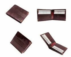 Leather wallets for men-RFID Blocking