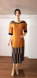 Long Floor Rayon Printed Kurti