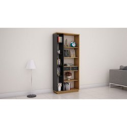 Wooden Bookshelves, for Anywhere