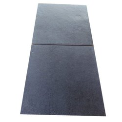 Black Flamed Granite, Thickness: 20 To 25 mm