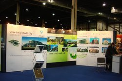 Modular Exhibition Stall Service