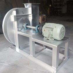 Cast Iron AC 3000 RPM Industrial Centrifugal Blower Fan